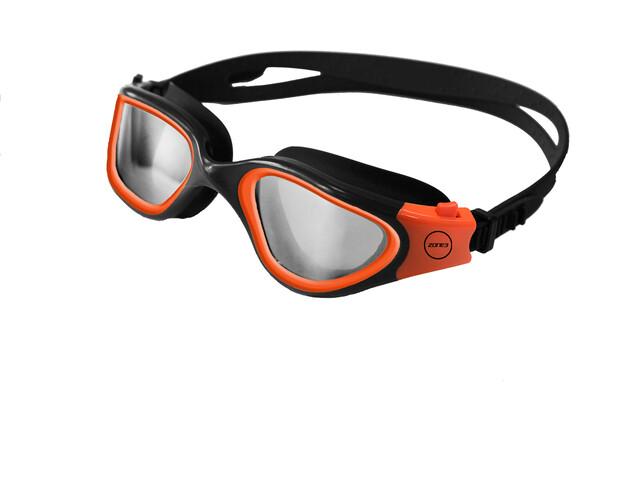 Zone3 Vapour Polarized photochromatic lens-black/hi-vis orange